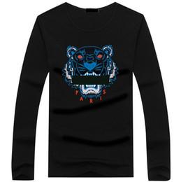 тонкие дышащие рубашки с длинным рукавом Скидка Мужские фирменные буквы футболка мужские топы повседневная футболка просто тонкая с длинным рукавом с капюшоном свитер Толстовка азиатский размер XS-4XL весна
