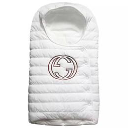 Borse autunnali online-Sacco a pelo di marca Baby Down Sacco a pelo di piume appena nato. Trapunta invernale autunnale. Spedizione gratuita