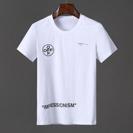 Chemise blanche manches camouflage en Ligne-Tee-shirt homme graphique noir T-SHIRT off Tee-shirt imprimé camouflage à manches courtes