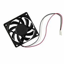 2019 fans superred 7cm Ventilateur Radiateur Silencieux / Réduction du bruit de refroidissement PC / CPU Accessoires d'ordinateurs