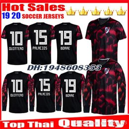 8caadeb4cc4 Discount river plate soccer jerseys - 2019 2020 River Plate Soccer Jerseys  long sleeve MARTINEZ Football
