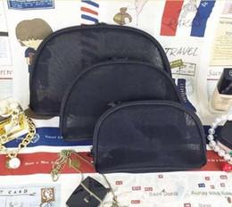 2019 donne maglia famosa marca 3 pz / set vanità caso cosmetico lusso trucco organizzatore sacchetto di cortesia sacchetto della pochette boutique regalo VIP da auto sportive di famiglia fornitori