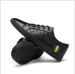 Argentina Zapatos ocasionales con apariencia de marca italiana de cuero genuino, zapato plano de piel de vaca de alta calidad para hombre zapatos casuales, zapatos de monopatín de cuero ultrafino G0.21 cheap branded b grade shoes Suministro