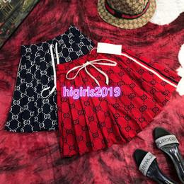 2019 calças de vestido curto mulheres High end mulheres meninas carta listrada calções jacquard saia mini shorts 19 verão vintage cintura elástica calças curtas milan runway dress desconto calças de vestido curto mulheres