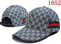 Baseballs vintage on-line-Atacado bonés de beisebol de Luxo Do Vintage mens designer cap Bordado chapéus para homens snapback chapéu chapéus das mulheres verão casquette viseira gorras osso