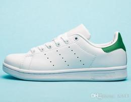 Argentina Marca de calidad superior mujer hombre nuevos zapatos stan moda snith sneakers casual de cuero deporte zapatillas zapatos impermeables y transpirables zapatos de entrenador Suministro