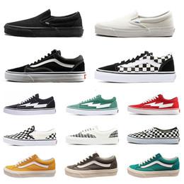 zapatos vans 2020 negro