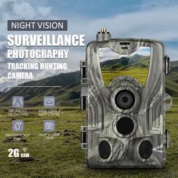 câmera escondida ao ar livre Desconto Venda Por Atacado HC-801M 2G Night Vision Caça Câmera de Vigilância Fotografia Rastreamento 1080 P HD IR Flash IPX66 animais selvagens à prova d 'água