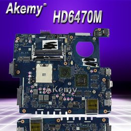 2019 видеокарта 1gb Akemy QBL60 Ла-7552P Ред:1.0 ноутбук материнская плата для ASUS K53T K53TA K53TK тест K53 оригинальная материнская плата видеокарта HD6470 1 ГБ скидка видеокарта 1gb
