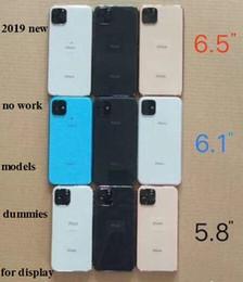 """Макет для отображения онлайн-Для 2019 года новый iphone 11 нерабочий iPhone 5,8 """"6,1"""" 6,5 """"моделей манекена для дисплея 1: 1 черный экран"""