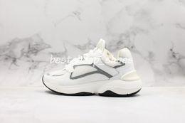 Scarpe da corsa vintage online-Dior shoes New B24 Sneaker Vintage Low Top Sneakers 3M Mens Designer Shoes Dad Running Shoes Moda Rhyton Ace Sneaker Sport Womens Trainers Baskets