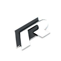 наклейка линия гольф Скидка 3D Metal RLINE автомобилей Наклейки R Line Logo знак герба Наклейка для Volkswagen VW Polo Golf Jetta MK5 MK6 Passat B5 B6 B7