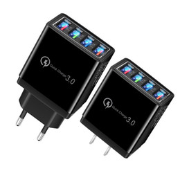 multi charger usb cell phone Promo Codes - 4 Port Usb Wall Charger Multi Usb Charger for Cell Phone