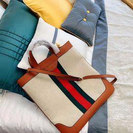 bolsos de color blanco Rebajas La Nueva 2019 Qiu Dong hombres que entrelaza Tipo Restauración de algodón de las maneras antiguas de moda compras de la lona bolsa grande Bolsos de señoras