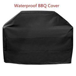 Canada Couverture de barbecue Étanche Protecter Grill Barbecue Jardin Patio Partie Anti Poussière Barbecue Sac Portable pour multi usage supplier waterproof bbq cover Offre