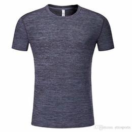 badminton vermelho Desconto 45-Sports usar roupas Badminton Shirts Women / Men Golf T-shirt Ténis de mesa camisas Quick Dry respirável Formação Desportiva shirt