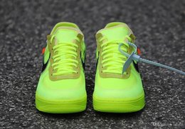 Argentina 2019  nike air force 1 Flyknit Utility  para correr Mujeres Hombres Entrenadores Forced One Sports Skateboard Classic 1 Green White Black Warrior Sneakers cheap warrior running shoe Suministro