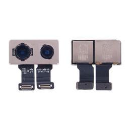 mini telefone celular m5 Desconto Livre dhl peças de reposição móvel para iphone 7 plus 5.5 polegada traseira traseira principal módulo da câmera flex cable substituição
