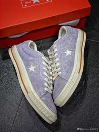 2019 Creador x Una estrella buey Golf Le Fleur diseñadores de moda zapatillas de deporte de zapatos casual para zapatos de skate deportivas para mujeres de los hombres desde fabricantes