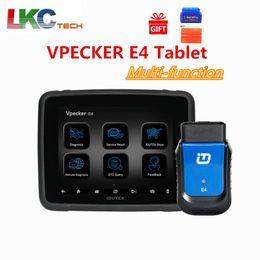 vpecker easydiag Desconto Venda quente 100% Original VPECKER E4 Easydiag Bluetooth / Multi Funcional VPECKER E4 Tablet Ferramenta de Diagnóstico Scanner Wifi