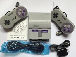 jogo pmp 4gb Desconto Super HDMI Mini Game Console para SFC NES HD Super Mini SFC Game Player com caixa de varejo