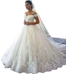 immagini del vestito da cerimonia nuziale coreano Sconti Abiti da sposa con una linea di abiti da sposa lunghi in pizzo a cuore