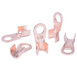 Espesor de terminal del conector del cable de la batería del soldador por puntos del soldador por puntos de la nariz de cobre de boca abierta 60A: 1.5mm desde fabricantes