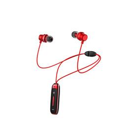2019 collar de auriculares inalámbricos BT315 Auricular Bluetooth en la oreja Auriculares inalámbricos con micrófono Deporte Magnético Collar Auricular en el oído Teléfono móvil Auriculares collar de auriculares inalámbricos baratos