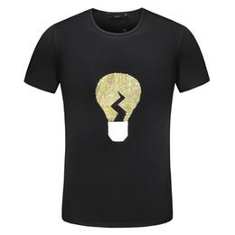 Canada 100% Coton De Luxe Hommes T-shirt Designer Print Slim Fit Broderie T-shirts 2019 Homme Manches Courtes Hommes Camisa tshirts Hommes Top T-shirts Offre