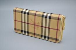 2019 billetera pug 2019 Top Design billetera de moda marca New B carteras de cuero largas para las mujeres Tarjeta de crédito monederos Billfold Bolsas mujer regalo envío gratis