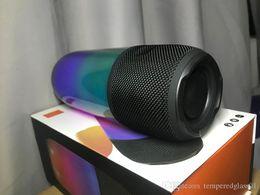 jogador mp3 oppo Desconto Pulso Qualidade Bluetooth Speaker alta 3 Com Mic HIFI Subwoofer portátil Outdoor Wireless Bluetooth Speaker Speaker Sports para JBL VS TG