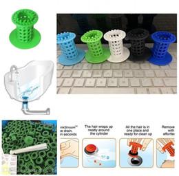 7 Colori Bagno Cucina Scarico Tappo Tappo Vasca da bagno Filtri Lavello Copri silicone Utensili per la casa da piante da giardino in miniatura fornitori
