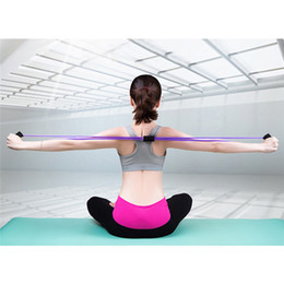 Gummibänder Fitness Workout Elastisches Trainingsband Rope Yoga Pilate 0U W0 bD