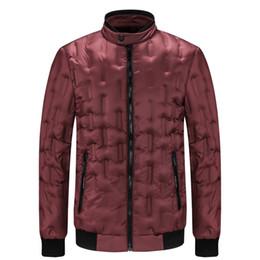 Hombres de la marca de invierno chaqueta de piel de capucha con cachemir más el tamaño 3xl chaqueta de invierno moda de alta calidad para hombre abrigo caliente venta rojo azul desde fabricantes