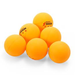 Argentina REGAIL 30 unids / set 3 estrellas Pelotas de Tenis de Mesa 40mm Práctica de Ping Pong Bolas de Entretenimiento Deportivo / Profesional Macth Ping Pong Ball Suministro