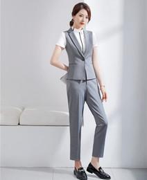 5b12cbb8de55 Distribuidores de descuento Mujer Ropa Formal Pantalón | Trajes De ...