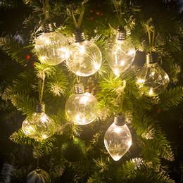 Bola de natal artificial bola pingentes pingente de árvore pendurado ornamento decoração da festa de férias pingente cheap christmas tree bulbs ornaments de Fornecedores de ornamento dos bulbos da árvore de natal