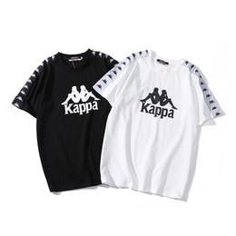 oi padrões Desconto 2019 OFF camiseta BRANCO mens designers t camisa luxurys t shirt camiseta de algodão primavera verão moda tendência street wear hip hop tshirt