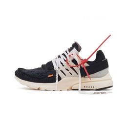 Presto Chaussures de course pour homme Sneaker Tripel Noir Blanc jaune Womens QS entraîneur chaussure de sport athlétique Jogging Casual chaussures de designer EU36-46 ? partir de fabricateur