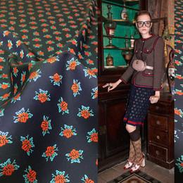 2019 móveis finais 160 cm de largura high end flor jacquard brocado tecido, tecido jacquard tecido estofos mobiliário saco tenda material de costura móveis finais barato