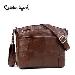 55ea25e9b original branded handbags 2019 - Cobbler Legend Original Brand Women  Shoulder Bag Genuine Leather Ladies Crossbody