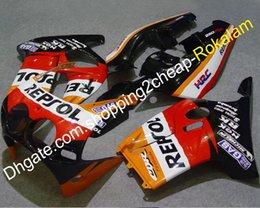 Kit di equitazione a buon mercato per motocicli online-Carenatura per Honda CBR250RR CBR250 RR MC19 1988 1989 88 89 Carrozzeria rossa per moto Carene complete (stampaggio a iniezione)