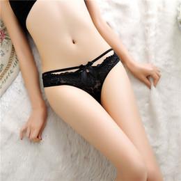 Lingerie calça quente on-line-Roupas femininas roupas íntimas sexy underwear das senhoras designer de calcinha de lingerie calças de biquíni / tanga / g-corda Lace Sexy lingeries Underwear 2020 hot