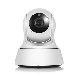 hd wdr cctv kamera Rabatt Home Security Drahtlose Mini-IP-Kamera-Überwachungskamera Wifi 720P Nachtsicht-Überwachungskamera-Baby-Monitor