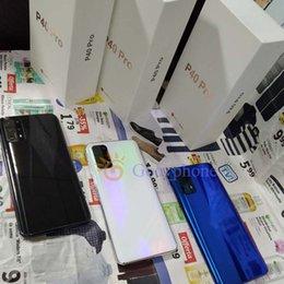 2019 разблокированные смартфоны 3g wifi Goophone P40 Pro Real 1GB RAM 8GB ROM Показать 8GB + 128GB Показать 4G Ге 5G 16MP камера Android разблокирована мобильный телефон