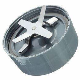 Shiping gratuit plastique et métal gris nouvelle lame d'extraction pour Nutri Bullet remplacement cuisine cuisine à manger outils 600 W 900 W 10.5 cm ? partir de fabricateur