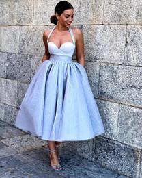 2019 vestido de sirena blanca kim kardashian Mujeres elegantes y sexy musulmanas Dubai Árabe Vestido formal de noche Fiesta Tallas grandes Vestidos de baile cortos Vestidos de cóctel de regreso a casa largos 2019