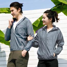 2020 klimatisierte jacke Sommer Klimaanlage Fan Cooling Jacket Anti-Sun wasserdichte Outdoor-Kleidung rabatt klimatisierte jacke