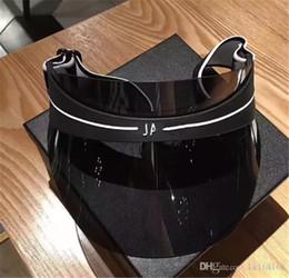 miroir de capot Promotion 2018 Nouveaux chapeaux de luxe pour hommes et femmes de haute qualité Chapeaux Style de qualité supérieure en plein air pour la protection UV en été.