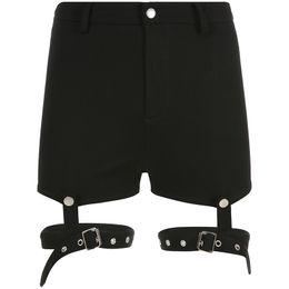 sexy hip hop mode frauen Rabatt Heißer verkauf sexy frauen designer shorts hochwertige mode frauen hosen trend hip hop frauen shorts